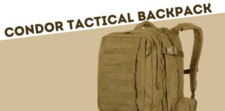 Condor Tactical Backpack