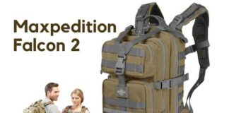 xpedition Falcon 2 Backpack